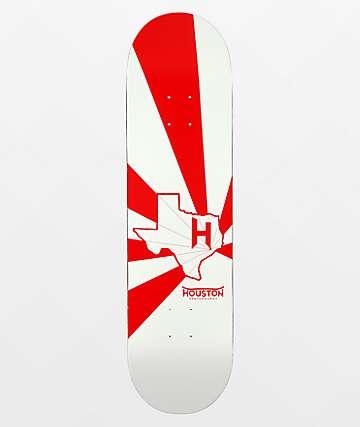 "Houston Texas 8.25"" Skateboard Deck"