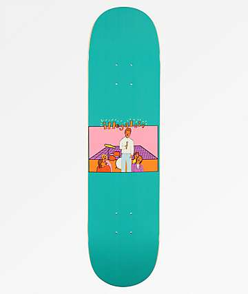 "Illegal Civilization Band 8.0"" Skateboard Deck"