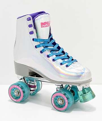 Impala Holographic Roller Skates
