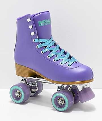 Impala Purple Roller Skates