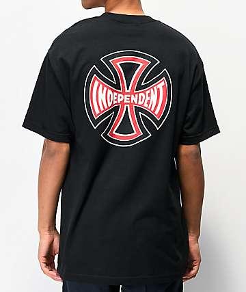 Independent Ante camiseta negra
