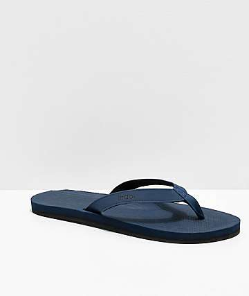Indosole ESSNTLS Shore Blue Sandals