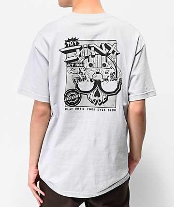 J!NX Firestarter Silver T-Shirt