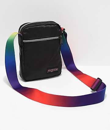 JanSport Weekender FX Rainbow bolso de hombro