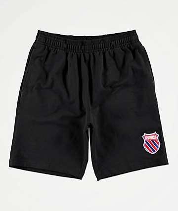 K-Swiss Baseline shorts negros