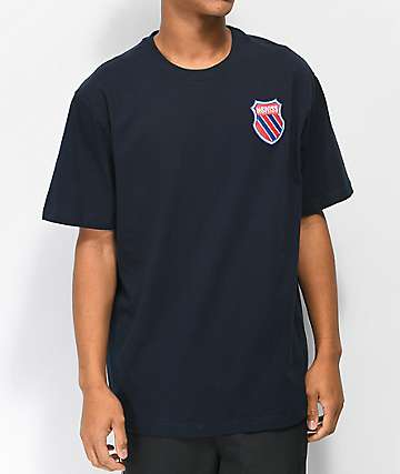 K-Swiss My Swiss Navy T-Shirt