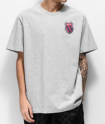 K-Swiss My Swiss camiseta gris