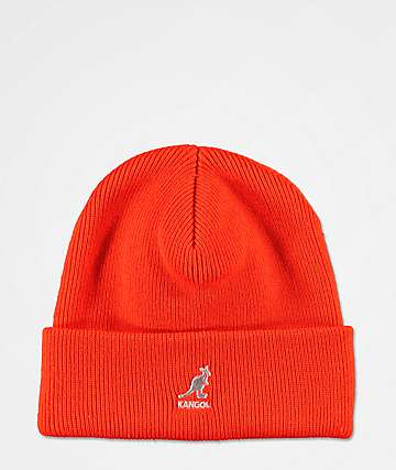 Kangol Orange Beanie