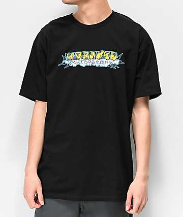 Krooked Storm Black T-Shirt