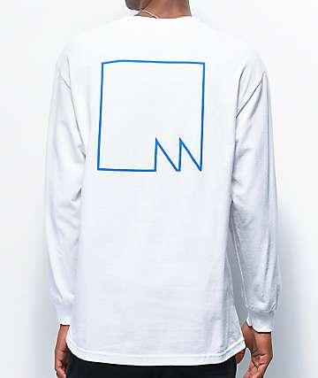 Lakai x Meridian White Long Sleeve T-Shirt