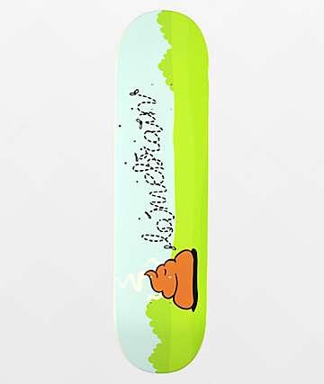 "Lamebrain We're The Shit 8.0"" Skateboard Deck"