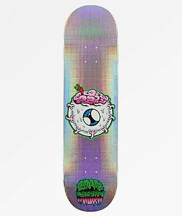 """Lamebrain x Mishka 8.25"""" Skateboard Deck"""