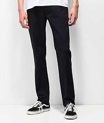 Levi's Skateboarding 511 Slim Caviar Bull jeans negros