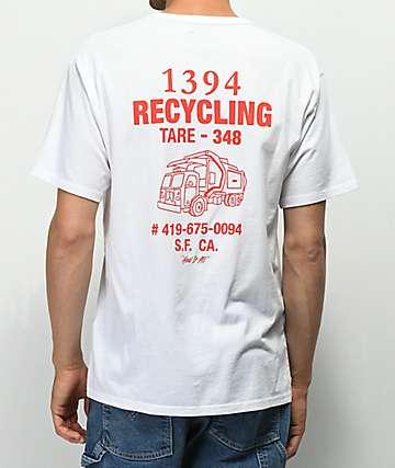 Levi's Skateboarding Graphic White T-Shirt