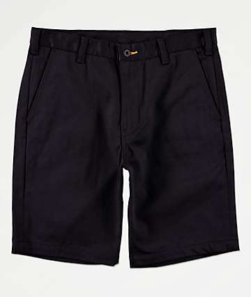 Levi's Work Black Chino Shorts
