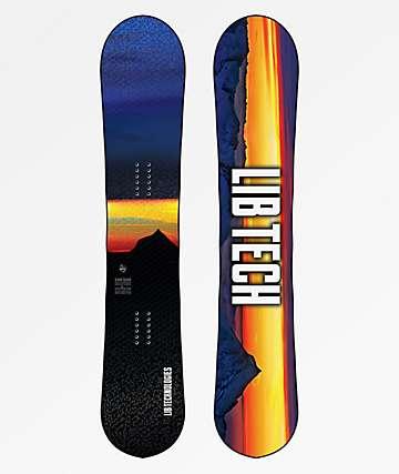 Lib Tech Cortado 2020 tabla de snowboard para mujeres