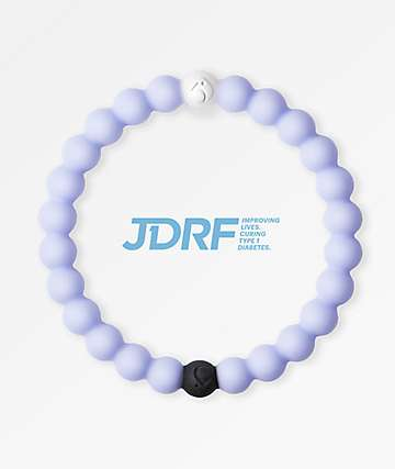 Lokai Diabetes Purple Bracelet