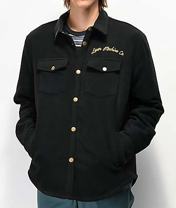 Loser Machine Rolando Black Jacket
