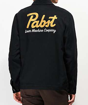 Loser Machine x PBR Black Jacket