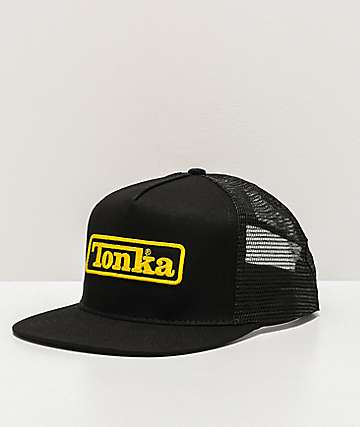 Loser Machine x Tonka Black Trucker Hat