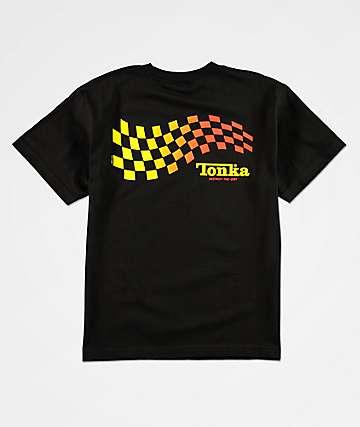 Loser Machine x Tonka Boys Fast Track Black T-Shirt