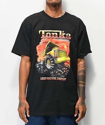 Loser Machine x Tonka Destroyer Black T-Shirt
