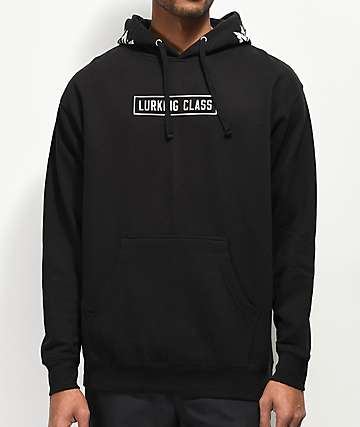 Lurking Class By Sketchy Tank Cobra 2 Black Hoodie