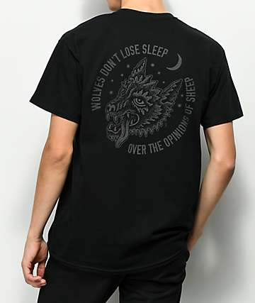 Lurking Class By Sketchy Tank Opinions Reflective Black T-Shirt