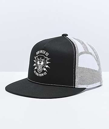 Lurking Class by Sketchy Tank Run With Us Trucker Hat