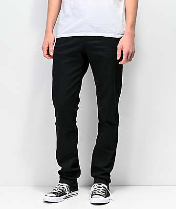 Lurking Class by Sketchy Tank Thorn pantalones chinos negros