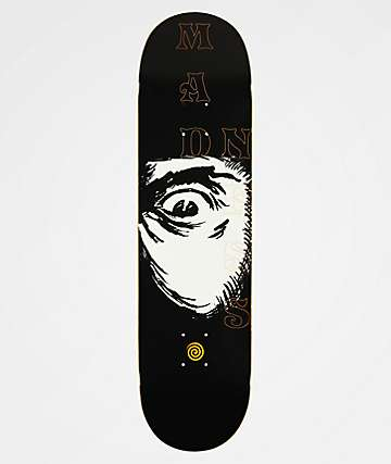 "Madness Eye Of The Beholder 8.25"" Skateboard Deck"