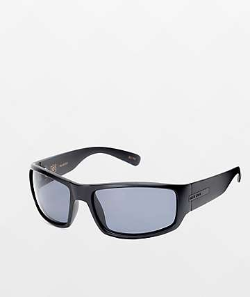 Madson 101 Black & Grey Polarized Sunglasses