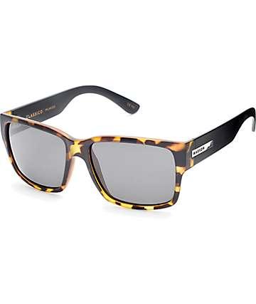 Madson Classico Matte Tortoise & Black Polarized Sunglasses