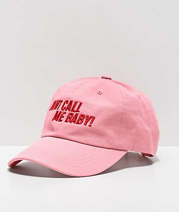 Married To The Mob Don't Call Me Baby Strapback Hat