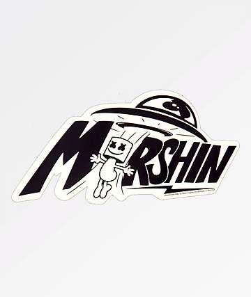 Marshin Ship Sticker