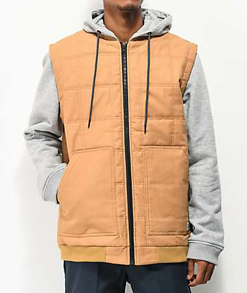 Matix Mendo Asher Tan 2Fer Jacket