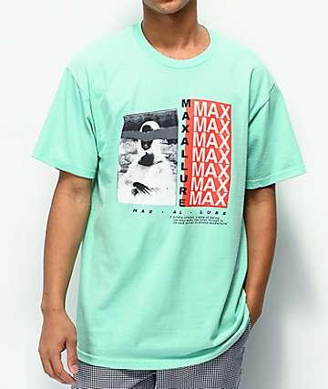 Maxallure Finer Things Green T-Shirt