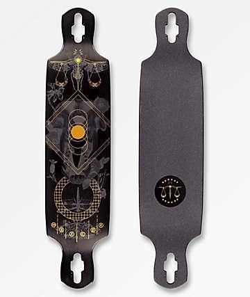 """Mercer Phantom 40"""" Double-Drop tabla de longboard"""