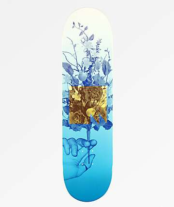 "Meridian Skateboards In Bloom 8.25"" Skateboard Deck"