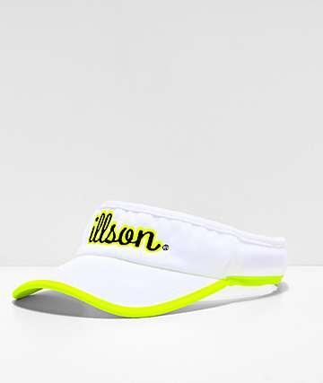 Milkcrate Illson White Visor