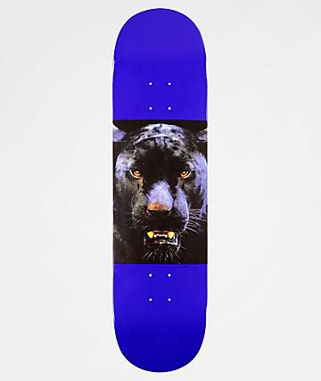 "Mini Logo Panther Blue 8.25"" Skateboard Deck"