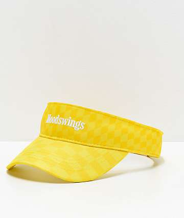 Moodswings Chess Yellow Visor