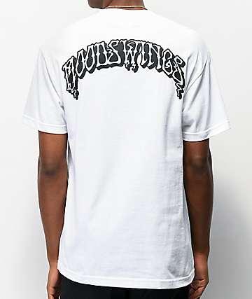 Moodswings Hedrix White T-Shirt