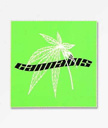 Moodswings Sativa Sticker
