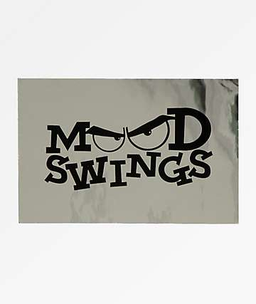 Moodswings Streets Is Watching Sticker