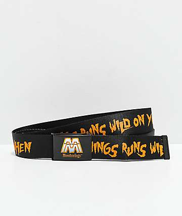 Moodswings Wild On You Web Belt