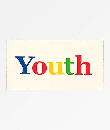 Moodswings Youth Sticker