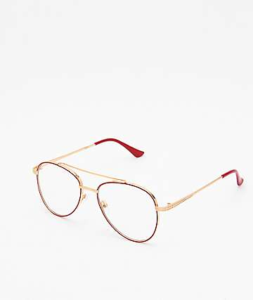 Moya Clear Glasses