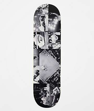 "Muhammad Ali x Diamond Supply Co. Montage 8.25"" Skateboard Deck"