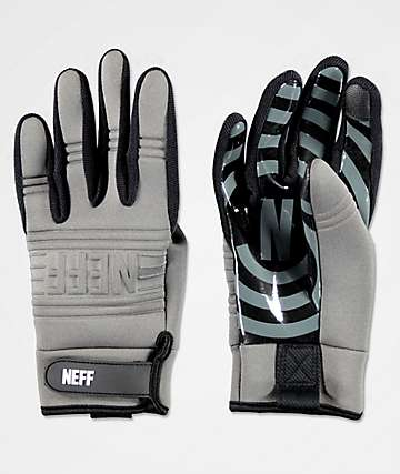 Neff Daily Grey Pipe Snowboard Gloves